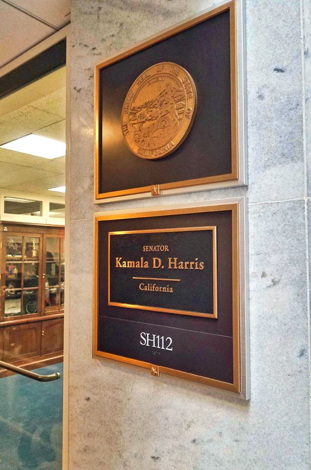 A Meeting With Sen Harris Office On Environmental Policy Indivisible East Bay