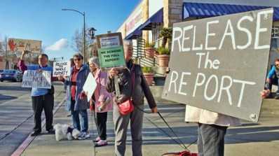 El Cerrito Shows Up March 27 2019 Release the Mueller Report