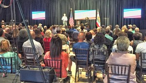 A4I Meets with Tom Steyer at Pleasanton Town Hall April 23, 2019