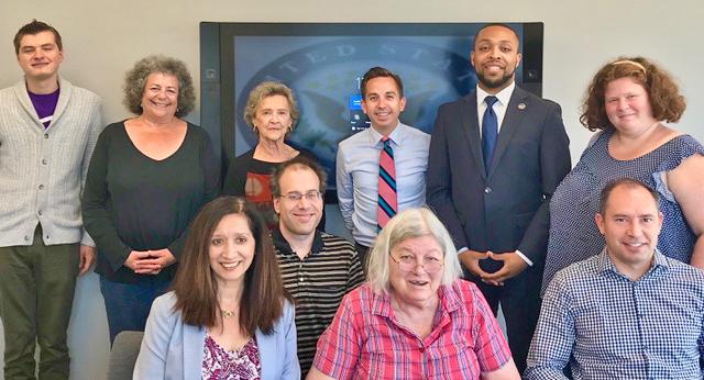 IEB meeting with Sen. Harris' staff 062519