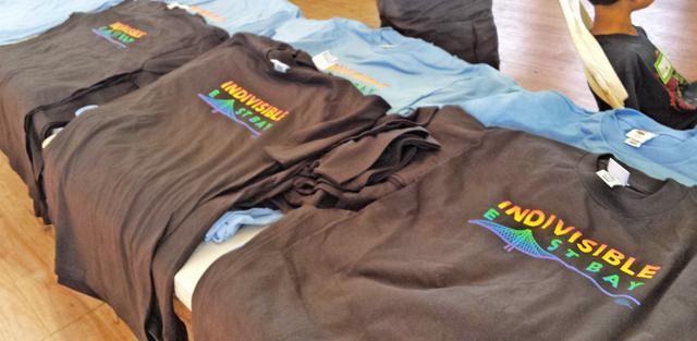 New IEB rainbow tshirts