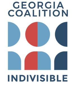 Georgia Coalition Indivisible logo 4L-478x562