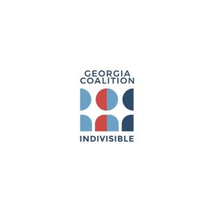 Georgia Coalition Indivisible logo 4L-800x800