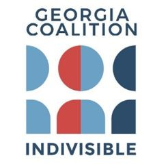 Georgia Coalition Indivisible logo 4L-227x239
