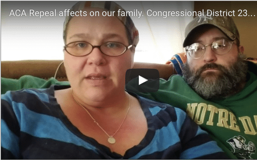23rd Family Shares how the ACA Repeal would Impact them