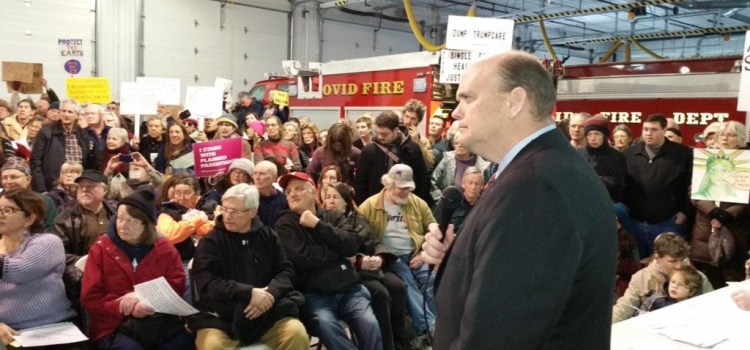 T-burg Officials Question Tom Reed's Town Hall Venue