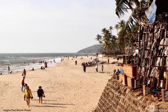 Kaikki Goan rannat 13
