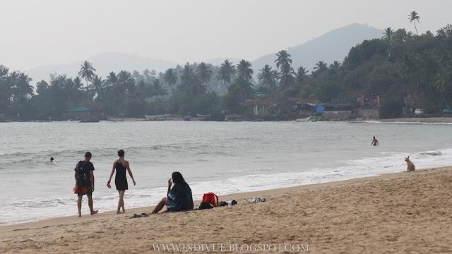 Kaikki Goan rannat 50