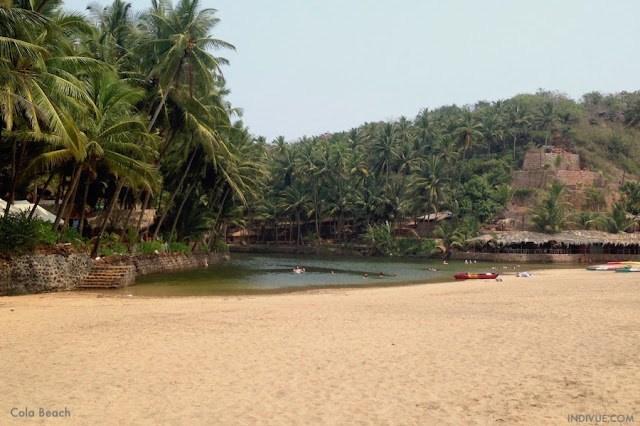Kaikki Goan rannat 47