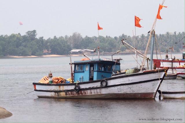 Kaikki Goan rannat 44