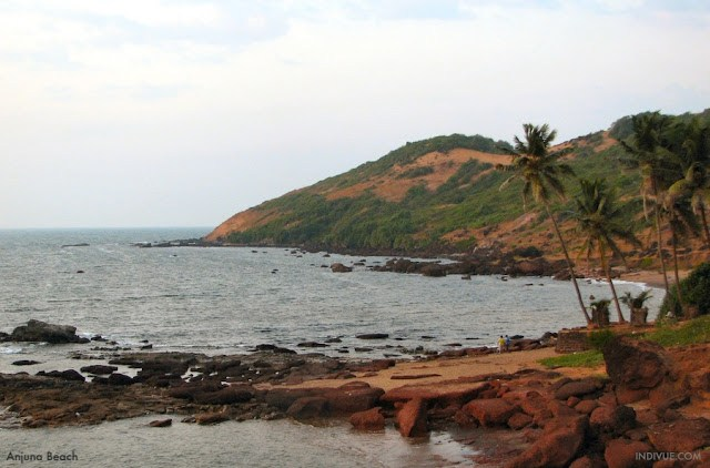 Kaikki Goan rannat 12