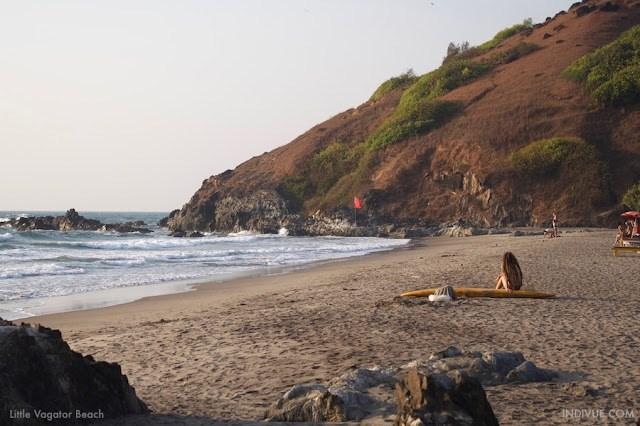 Kaikki Goan rannat 10