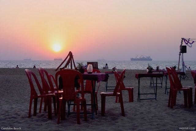 Kaikki Goan rannat 16