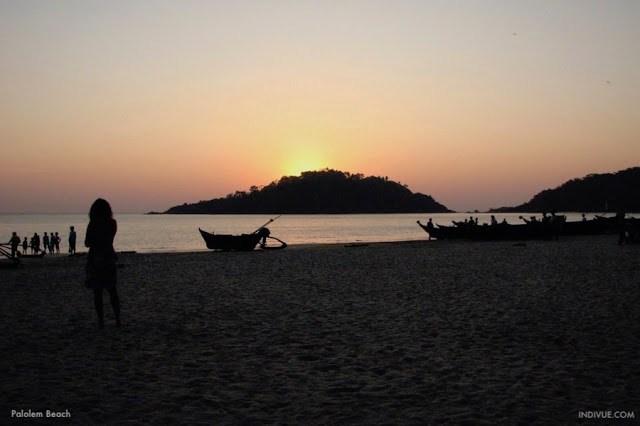 Kaikki Goan rannat 49