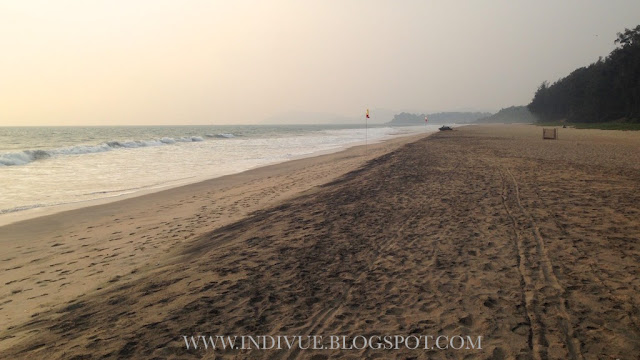 Galgibaga Beach Intian Goassa, 2015