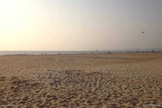 Kaikki Goan rannat 30