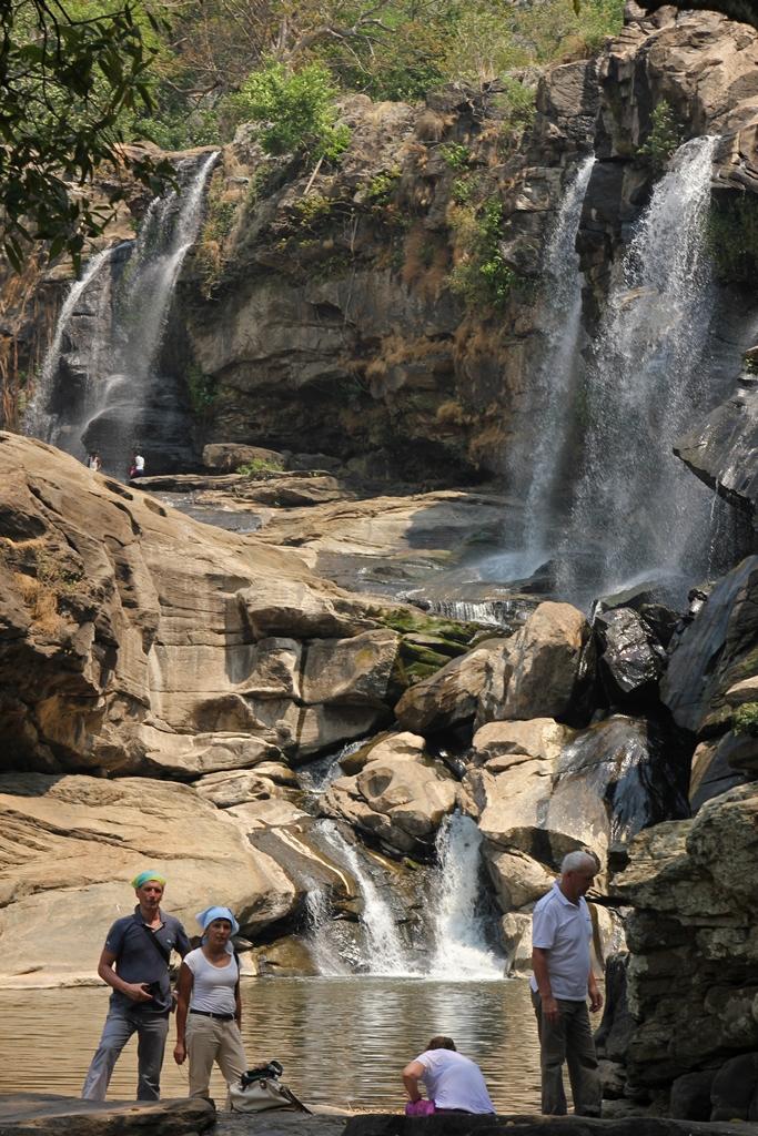водопад Индия