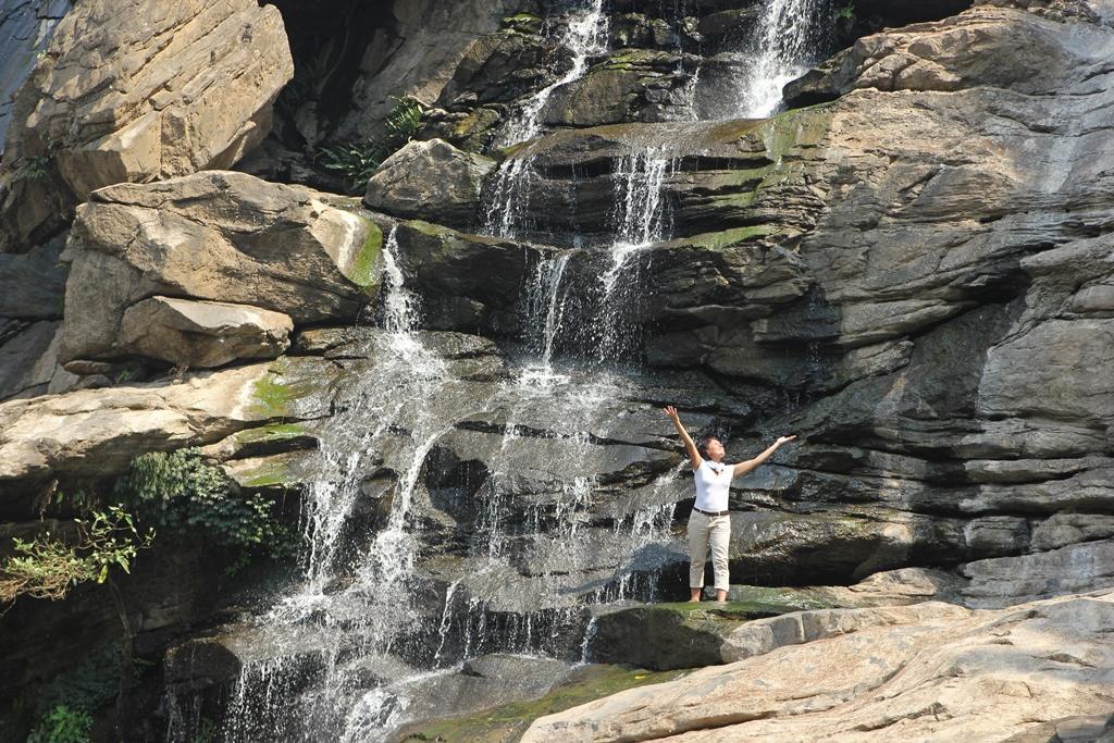 водопад Муннар