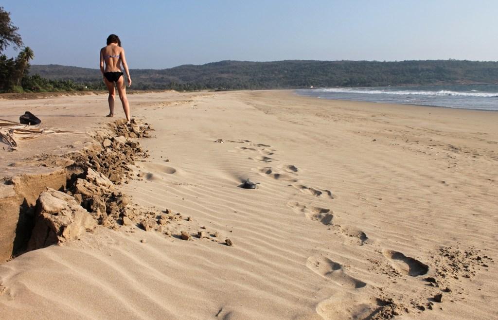 Пляжи Индии: Гахагар