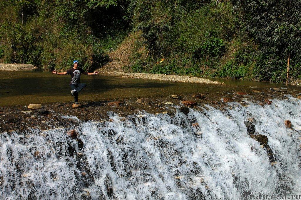 Водопад, Вьтенам
