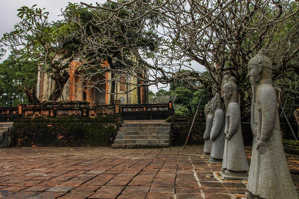 Императорская гробница Хюэ Вьетнам