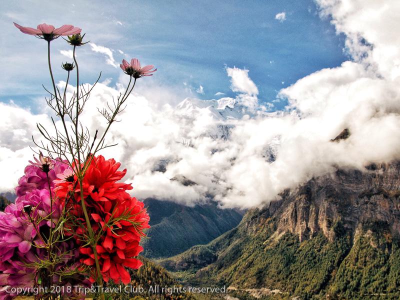 Трекинг в Непале: Вокруг Аннапурны