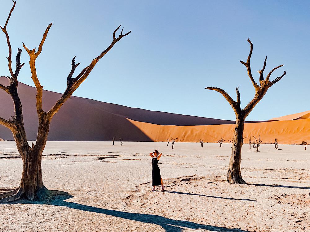 Африка долина смерти
