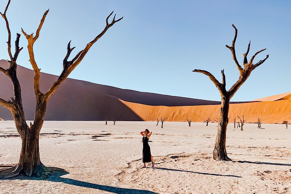 Намибия: Новый год в Африке