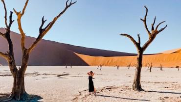 Намибия: путешествие в кэмпере