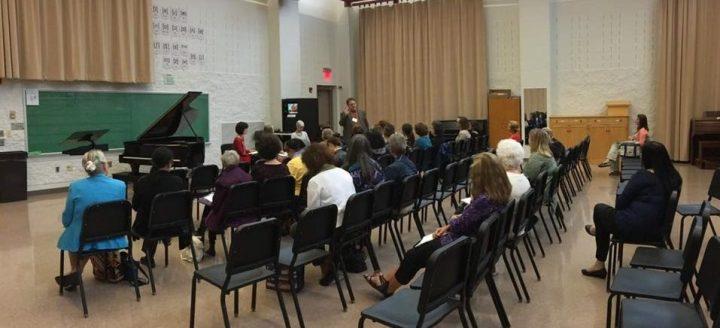 2016 Independent Music Teacher's Forum