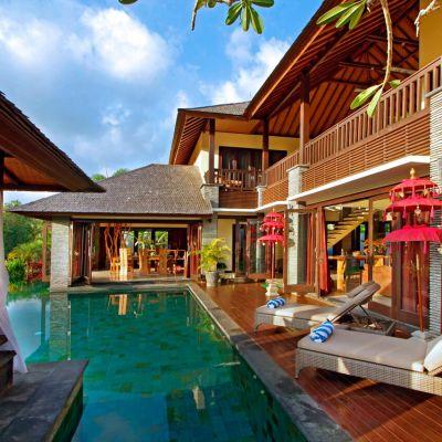 4 Bedroom Bali Villa
