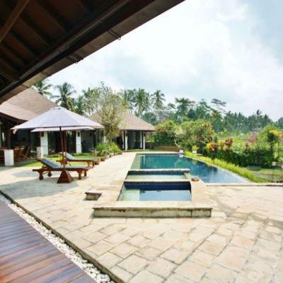 3 bedroom villa for sale in the heart of Ubud
