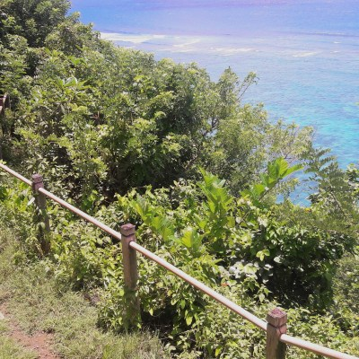 Cliff front land in Bali for sale