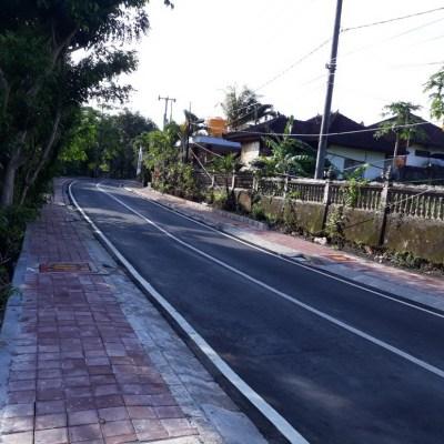Land for lease on the main road of Labuansait, Pecatu, Jimbaran, Bali