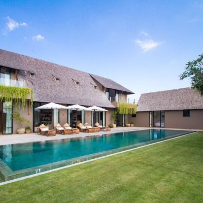 Luxury 5 Bedroom Villa for sale in Umalas, Bali