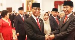 Jokowi Angkat Wiranto Jadi ketua Wantimpres, Ini Alasanya