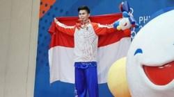 Total Hari Ini, Medali Emas SEA Games Indonesia 17 Emas