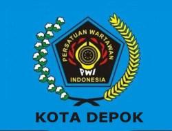 Hari ini Pengurus PWI Depok Periode 2021-2024 Dilantik