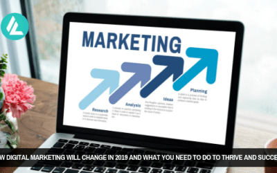How digital marketing will change in 2019 and what you need to do to thrive and succeed