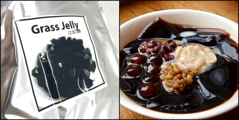 grass jelly 2