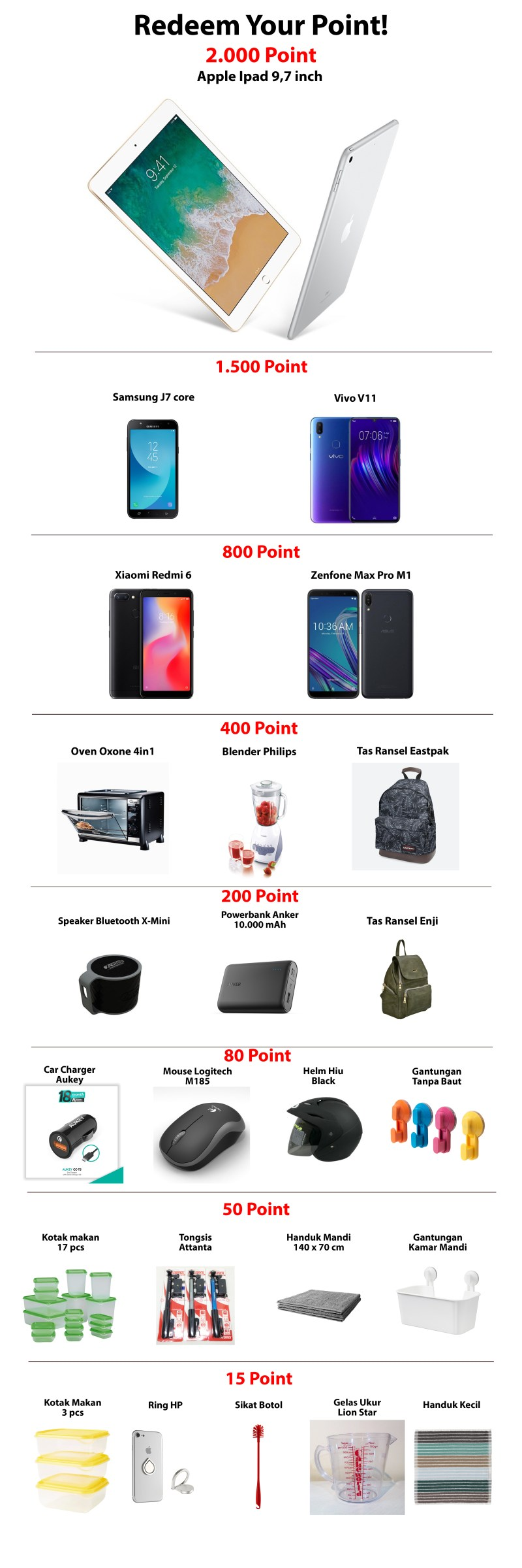 Point Gift