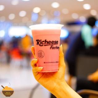6. Richeese Factory - Pink lava