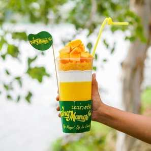 8. King mango - big mango drink