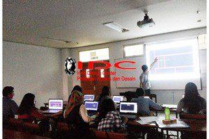 Kursus Autocad & 3d max Universitas Trisakti