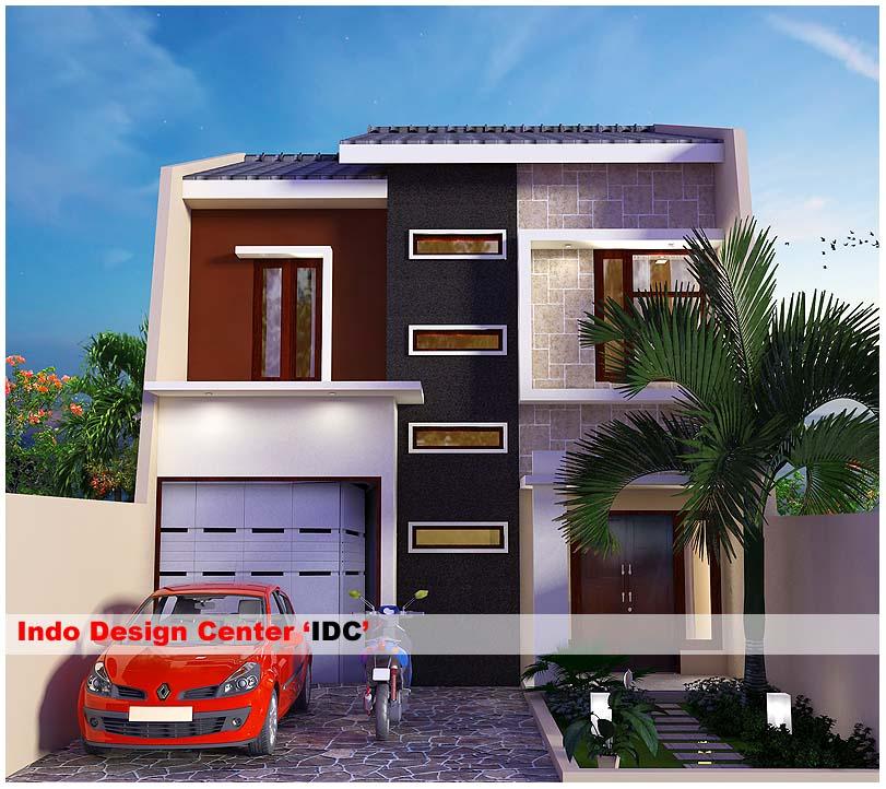 Desain Rumah Minimalis B