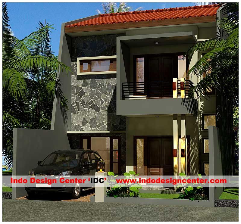 Fasad Rumah 8a
