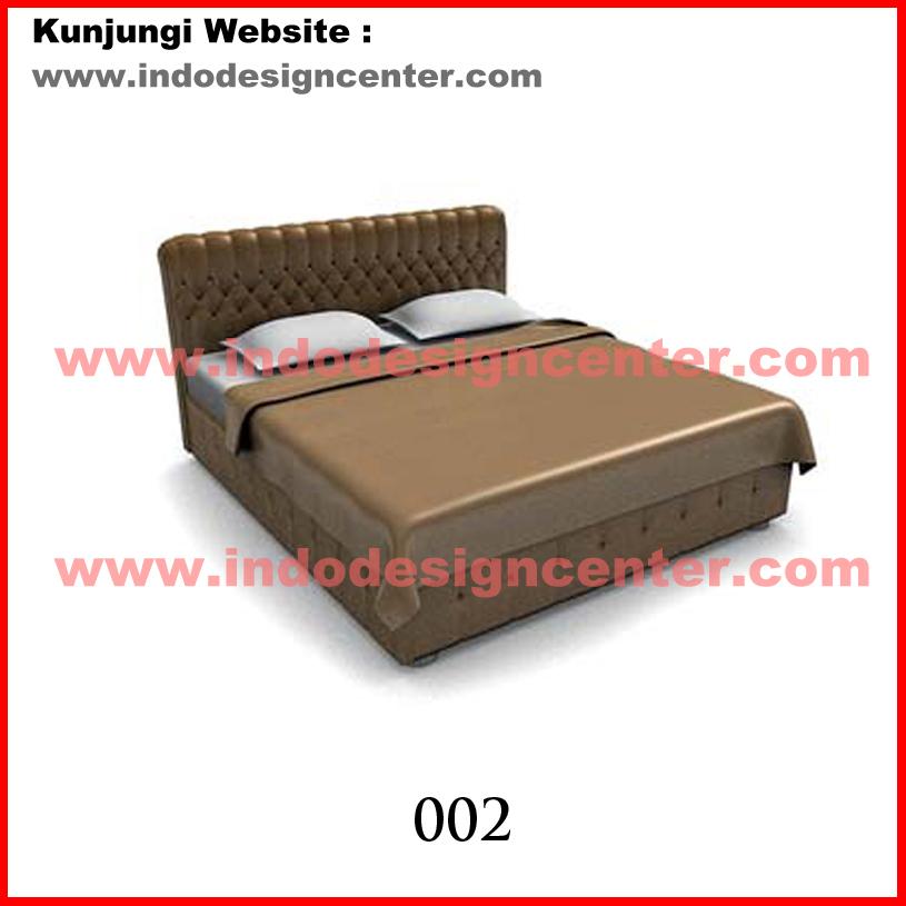 002.Kasur Dan Tempat Tidur