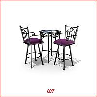 007.Kursi Dan Meja Makan Cover