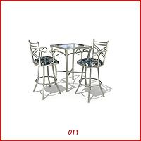 011.Kursi Dan Meja Makan Cover