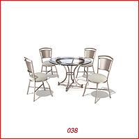 038.Kursi Dan Meja Makan Cover